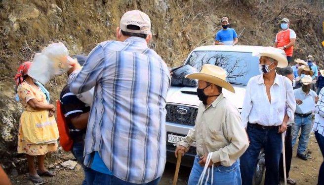 Alimentos en Cabañas (Zacapa)