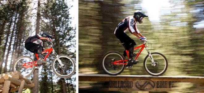 Bike Park Vallnord Andorra