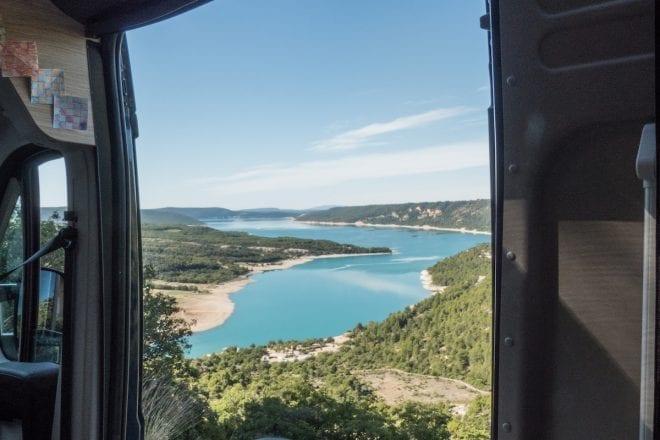 Provence mit Wohnmobil im Oktober - Route und Tipps