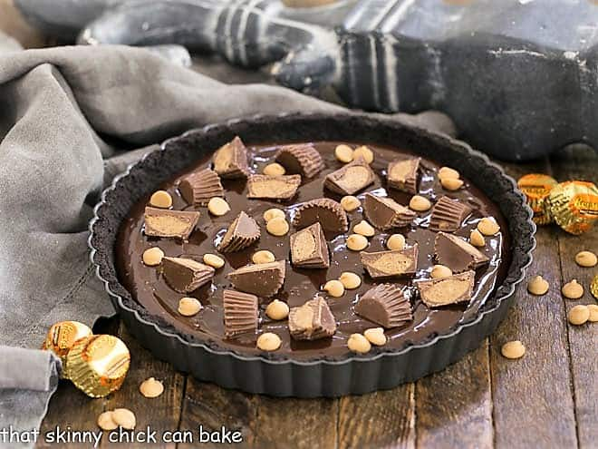 Reese's Peanut Butter Pie featured image