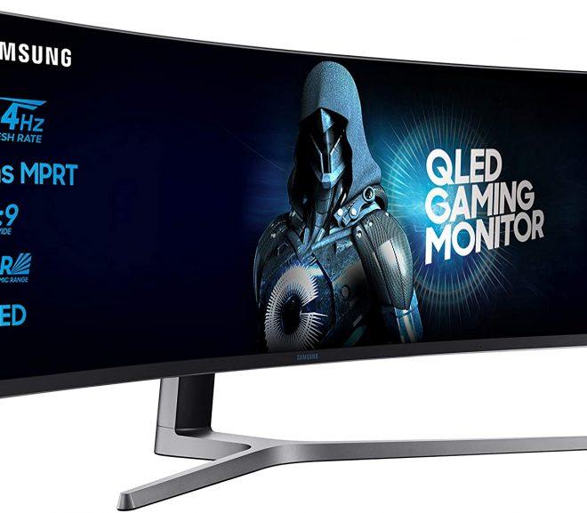 """Samsung C49HG90DMU – Monitor Curvo Gaming 49"""", análisis: características, especificaciones y opinión"""