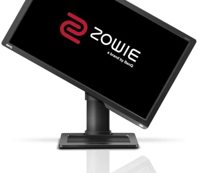 """BenQ ZOWIE XL2411P Monitor e-Sports 24"""", análisis: características, especificaciones y opinión"""