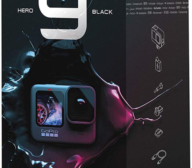 GoPro Hero 9 Black, análisis: características, especificaciones y opinión