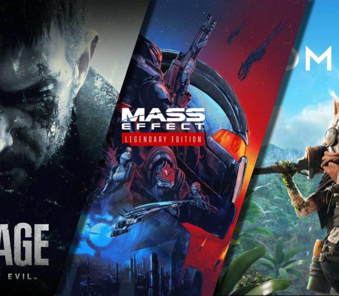 Lanzamientos para Xbox Series X|S y One de mayo de 2021