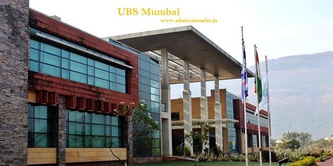 UBS Mumbai Admissions 2019