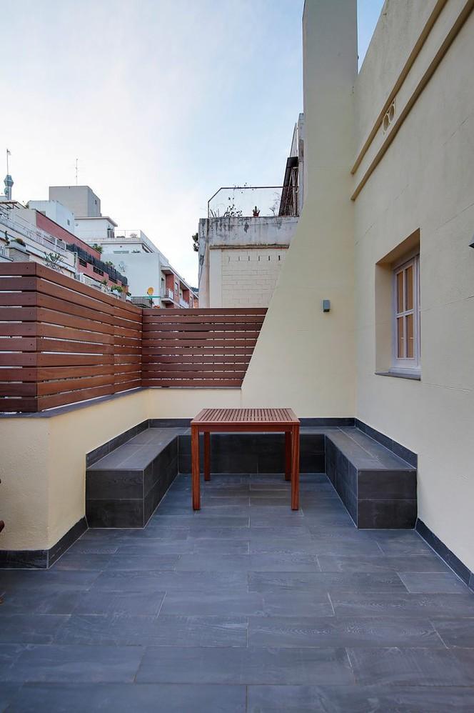 Hogares de nuestros lectores - Ático reformado en el barrio de Sant Gervasi, Barcelona