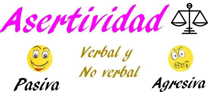Liderazgo empatía y asertividad verbal pasiva y activa, y asertividad no verbal pasiva y activa
