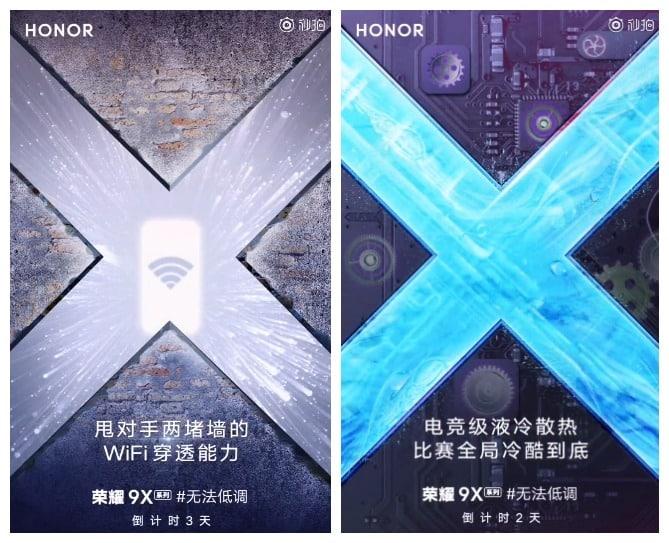 do Honor 9X