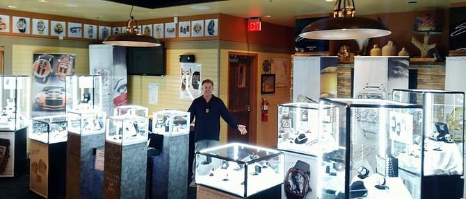 Steve Soffa at Easyriders Saloon Location