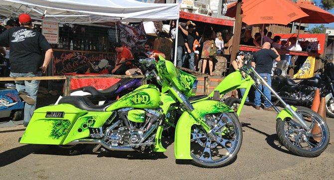 AZBikeWeek-Green-Bikes