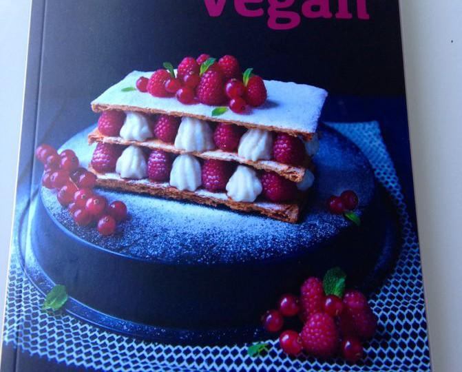 Livre : 25 desserts vegan de Marie Laforêt