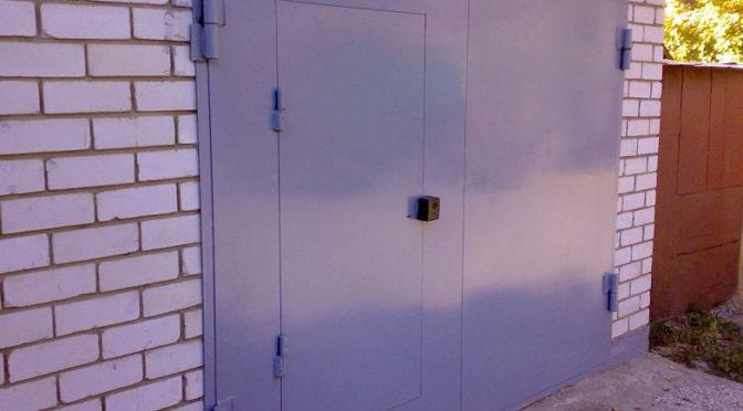 Ворота на гараж купить