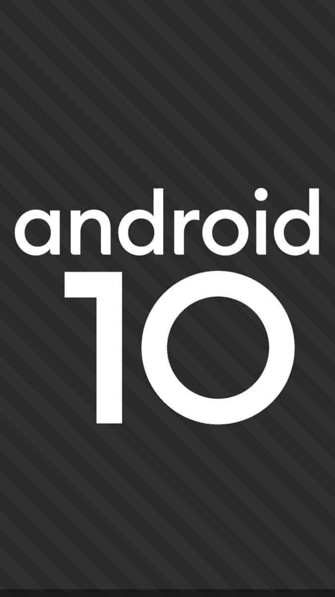 Android Q tem!
