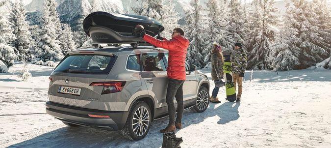 Autohaus Bauer Bruck an der Leitha - Machen Sie Ihr Auto winterfit!