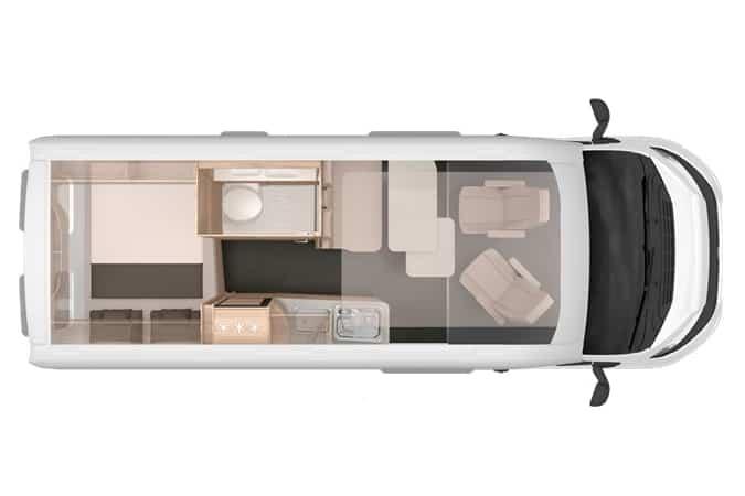 Solution Knaus Wohnmobil mieten bei Moon Camper Berlin