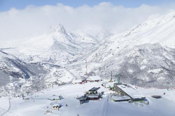 nieve imagen