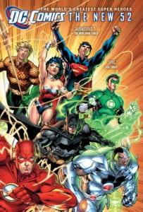 New 52, DC Comics, Flashpoint, Flash, Justice League,