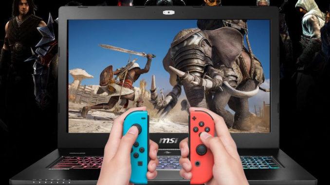 Come collegare il controller di Nintendo Switch al Pc
