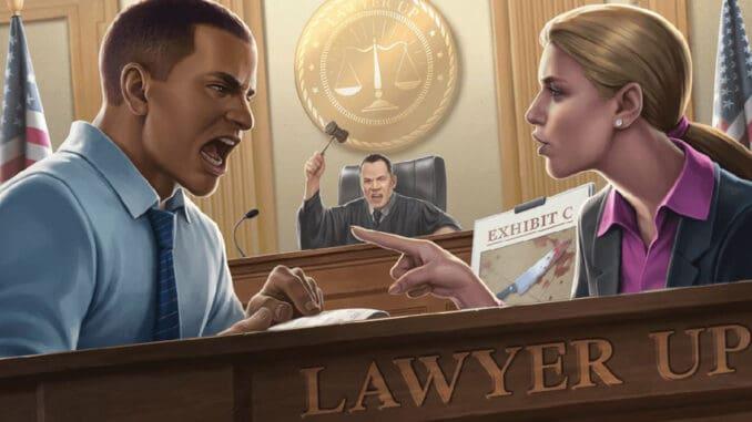 lawyer up gioco da tavolo giochix