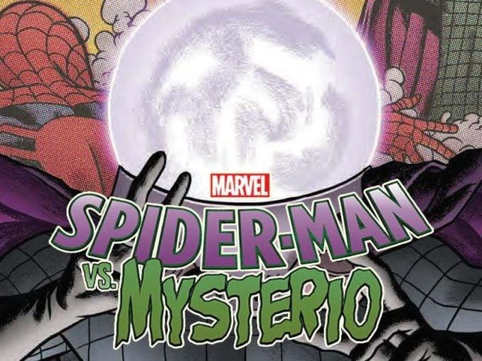 spider-man vs mysterio panini comics