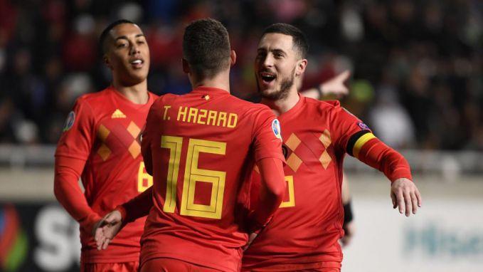 Soi keo nha cai Bi vs Cyprus, 20/11/2019 - vong loai EURO 2020