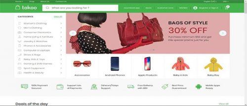 Tokoo – Premium WooCommerce WordPress Theme Free Download