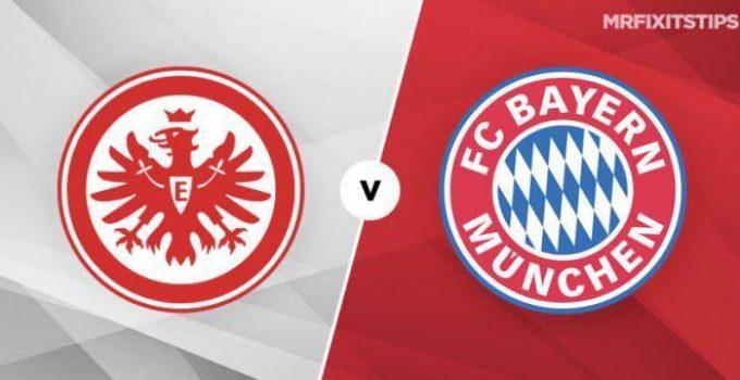 Soi kèo nhà cái Eintracht Frankfurt vs Bayern Munich, 2/11/2019 - Giải VĐQG Đức