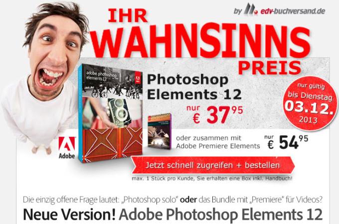 Adobe Photoshop Elements und Premiere Elements