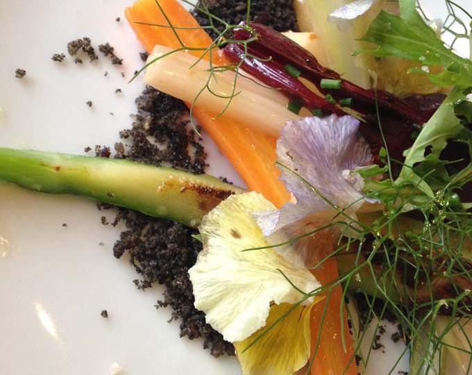 Dîner au restaurant cru : restaurant du IVe arrondissement de Paris