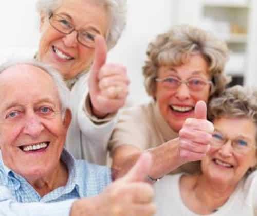 Opieka nad niemieckim seniorem