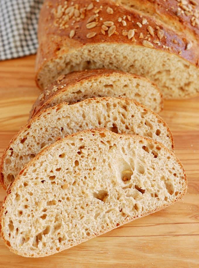cracked wheat bread 2
