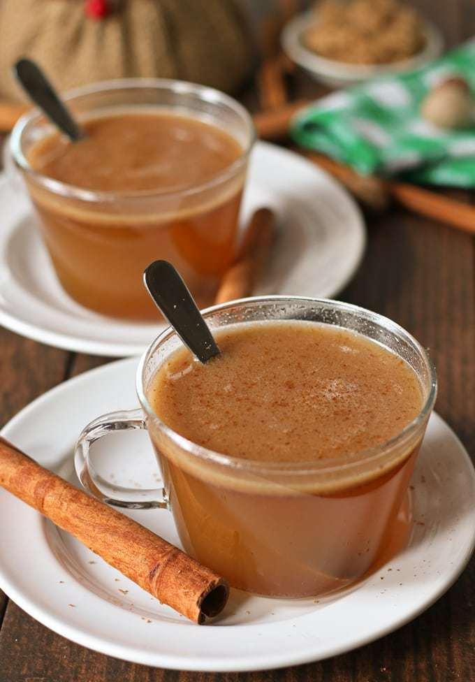 Best Honey Recipes - Honey Buttered Rum