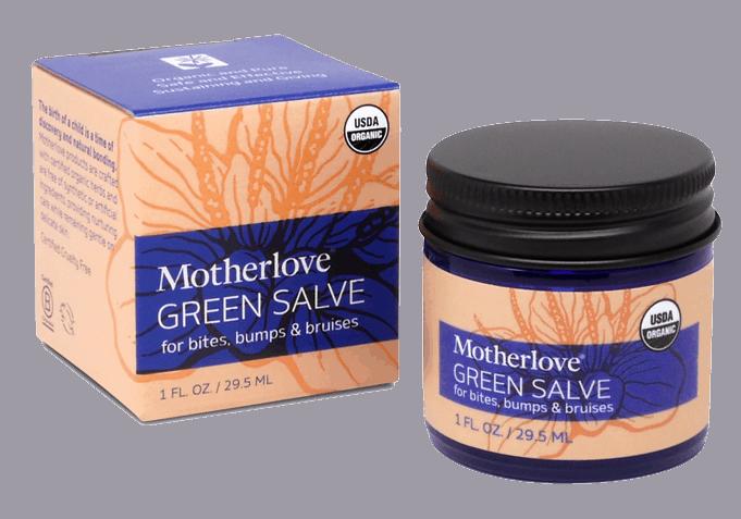 Balsam verde Motherlove