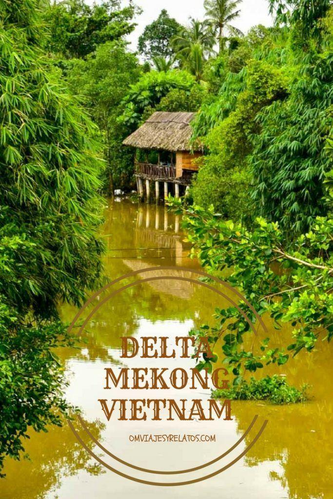 DELTA DEL MEKONG EN VIETNAM POR LIBRE