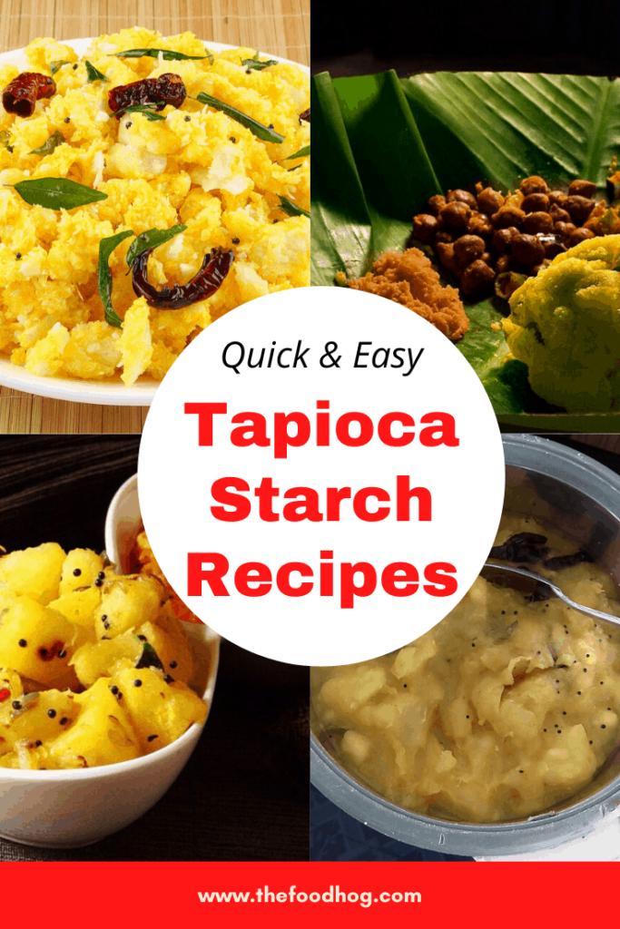 tapioca starch recipes