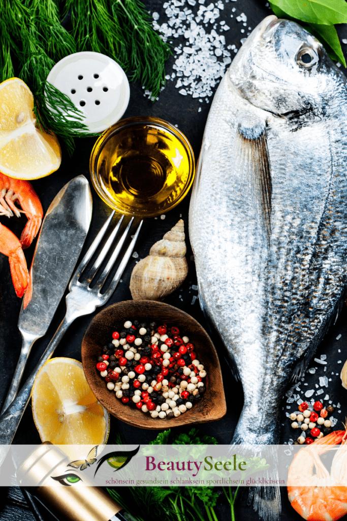 Omega-3-Fettsäuren im arktischen Fisch