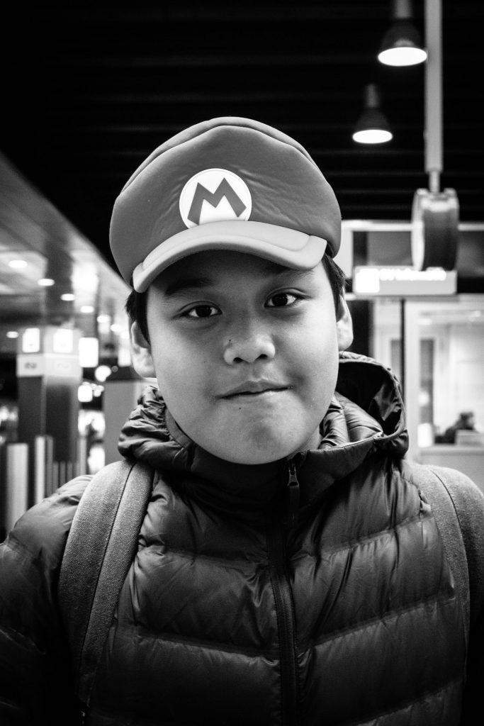 Mario Boy