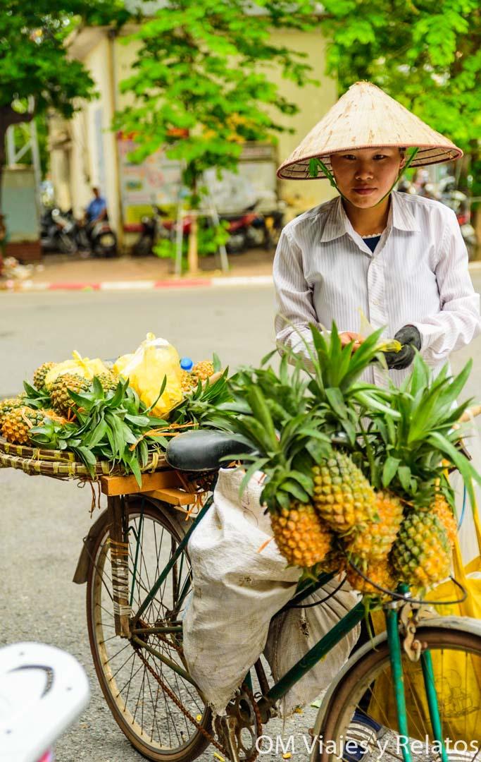 Old Quarter Hanoi auténtico