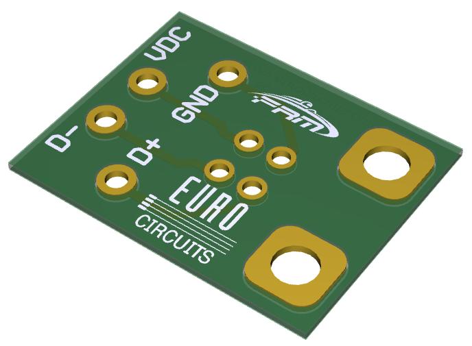 USB Interface PCB