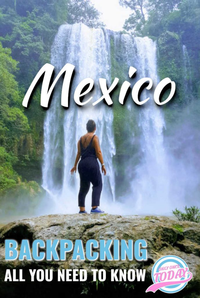 Backpacking Mexico