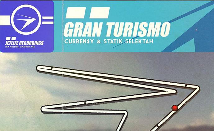 Curren$y & Statik Selektah - Grand Turismo