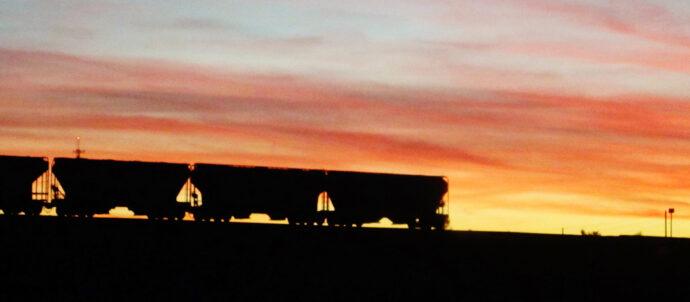 The Gospel Express, Bluegrass Gospel, transportation train
