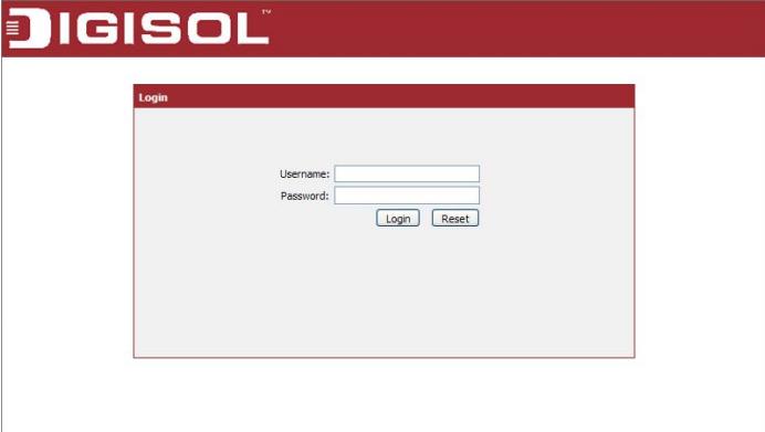 192.168.2.1 Login Digisol DG-HR3400 Broadband Router?