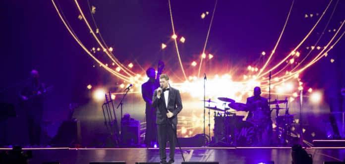 Michael Bublé in concerto a milano