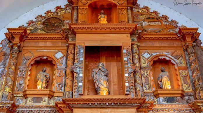 Restauración de la Iglesia de San Cristóbal Acasaguastlán
