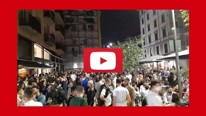Venerdì sera movida milano moscova Milanoevents