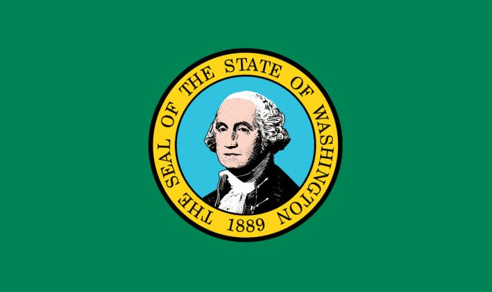 staat Washington thuisteelt