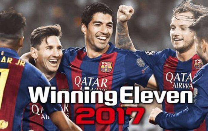 Winning Eleven 2017 Apk