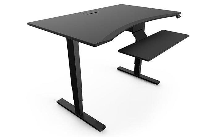 EvoDesk Power Adjustable Ergonomic Standing Desk