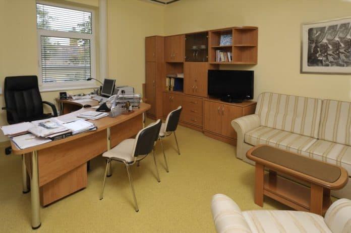 vezetői iroda